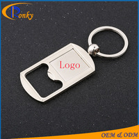High quality wedding favors gifts keychains rings bottle opener hardware