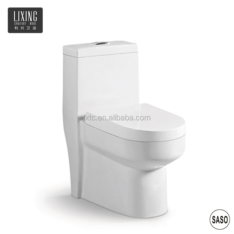Classical style vitreous china bathroon used women cleansing hole spray elegant design one piece bidet toilet