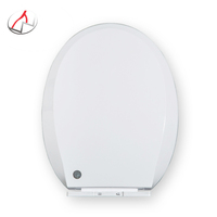 plastic toilet seat cover European size soft close WC seat cover sanitary wares selles toilet parts European standard toilet