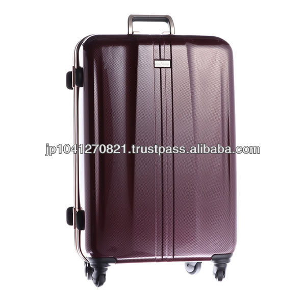 Light weight high quality suitcase as plastic storage box for the wedding gift suitcase