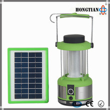 Manufacturer Portable Rechargeable Camping Lamp Solar Lantern