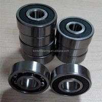 China made top qulity cheap deep groove ball bearing 6300 series (ZZ 2RS)
