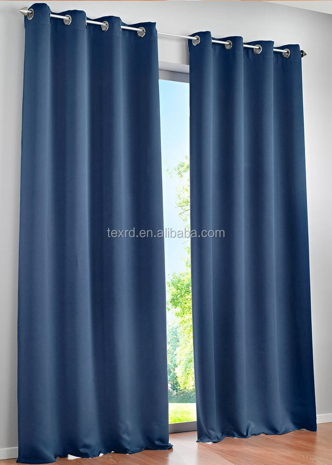 china home decor wholesale light up curtain,blackout curtain,things made of metal curtain dressing room curtain