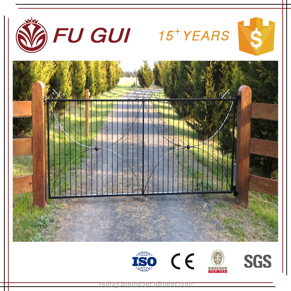 customized color hot deep galvanized paints for iron gate