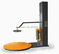 Pallet Stretch Wrapping Machine In Bearing Factory