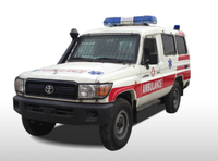 Toyota Land Cruiser Hard Top Ambulance LHD