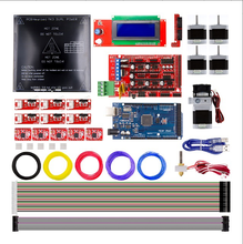 3D Printer Kit RAMPS 1.4 + Mega 2560 + A4988 + Motor + Extruder RepRap