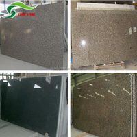 Marble Slabs Cut To Size Black Stone Floor Tiles