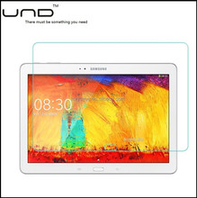 2017 custom made tablet computer tempered glass screen protector film for tab 4