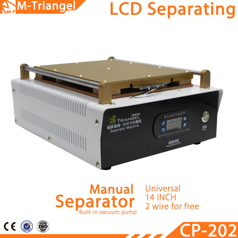Vacuum LCD Touch Screen Glass Separator Machine Manual lcd & touch Screen Separate Machine