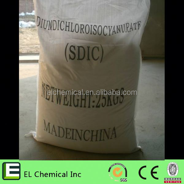 Bulk Chlorine Tablets 90% Trichloroisocyanuric Acid TCCA for Water Treatment Chemicals