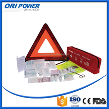 OP FDA CE ISO approved wholesales DIN car outdoor emergency roadside kit