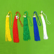 2017 China manufacturers wholesale cheap customized graduation cap tassel