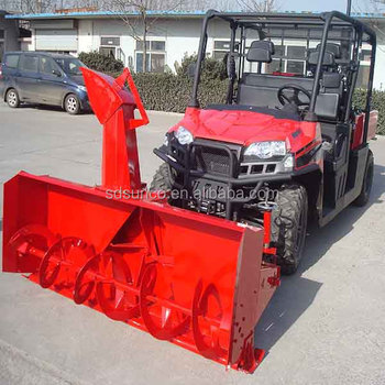Yellow Snow Blower >> Atv/utv Mounted Snow Blower - Buy Tractor Front Mounted Snow Blower,Towable Snow Blower,Tractor ...