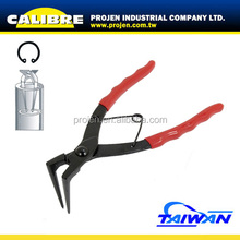 CALIBRE 90 Degree Int long snap ring plier springs plier long nose pliers