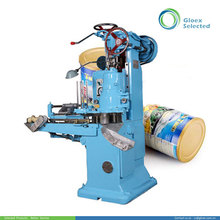 Automatic vacuum paper tube Round Can seaming machine for cans