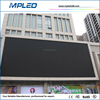 Commercial application led painel Giant media led wall