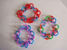 2012 silicone customized hand bands