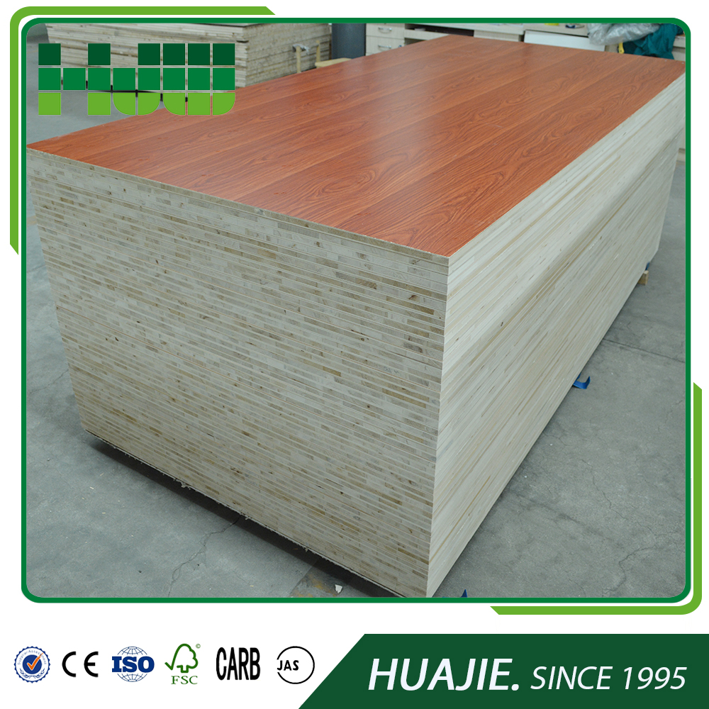 High end furniture grade commercial block board