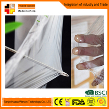 100% Virgin PE Materials Plastic Clear Movers Wrap