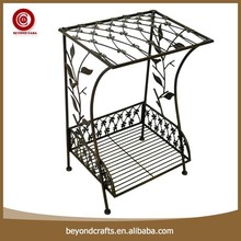 High-end family courtyard leisure wrought iron outdoor chair