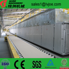 new type building construction material gypsum board/plaster wallboard production line/ making machine/manufacturing plant