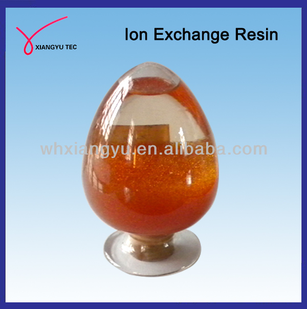 Cationic Anionic Ion Exchange Resin
