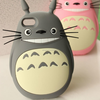 Fashion 3D Totoro Case For iPhone 5s ,for iPhone 5s Silicone Phone Cases