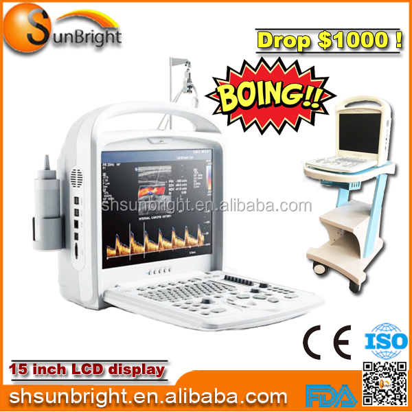 ultrasound machine price/doppler portatil 3d ecografo/3d 4d color doppler ultrasound price