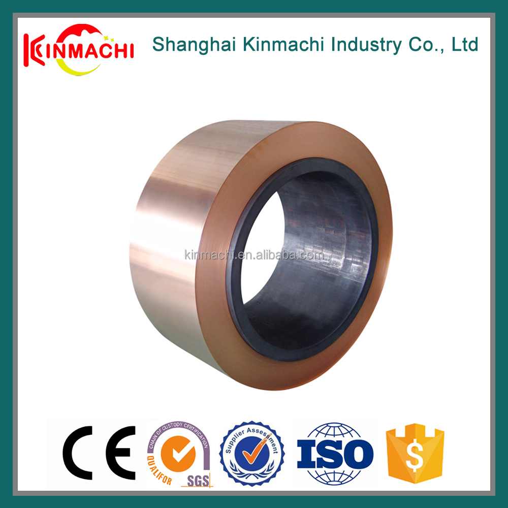 Popular Model High Electrical Conductivity C1100 Pure Copper Strip In Coil Form