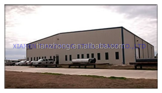prefabricated industrial warehouse shed