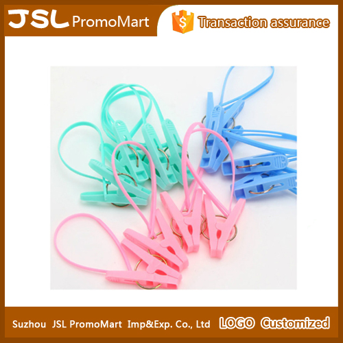 Plastic clothes drying clips/ clip hanger