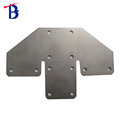 Precision OEM stamping part welding silver contact