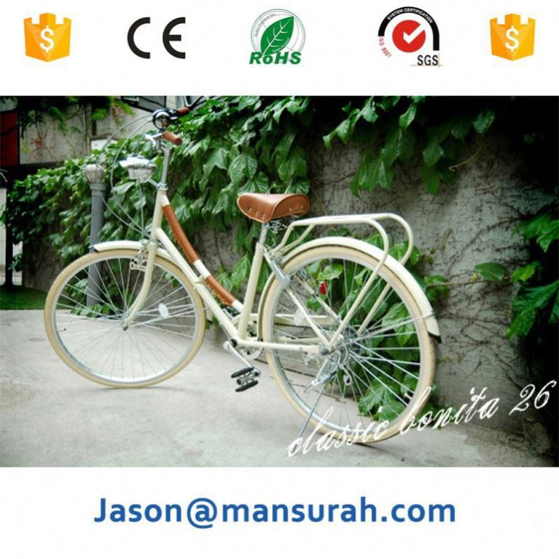 China Custom 26 Inch Chopper Bicycle Beach Cruiser Bike