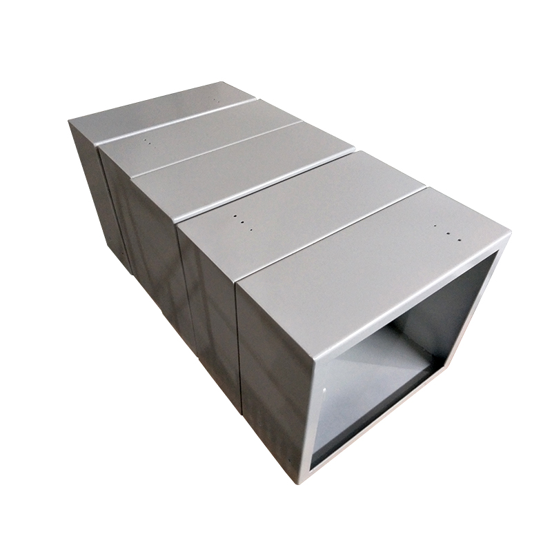 China supplier high precision custom sheet metal fabrication with low price
