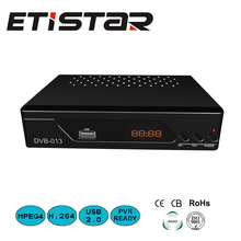 Cheap price ATSC receiver for America Mexico Canda with USB HD OUT digicable set top box price