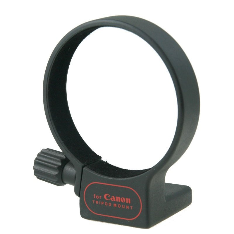 Tripod Mount Ring for Canon 80-200 f/2.8 (Black)