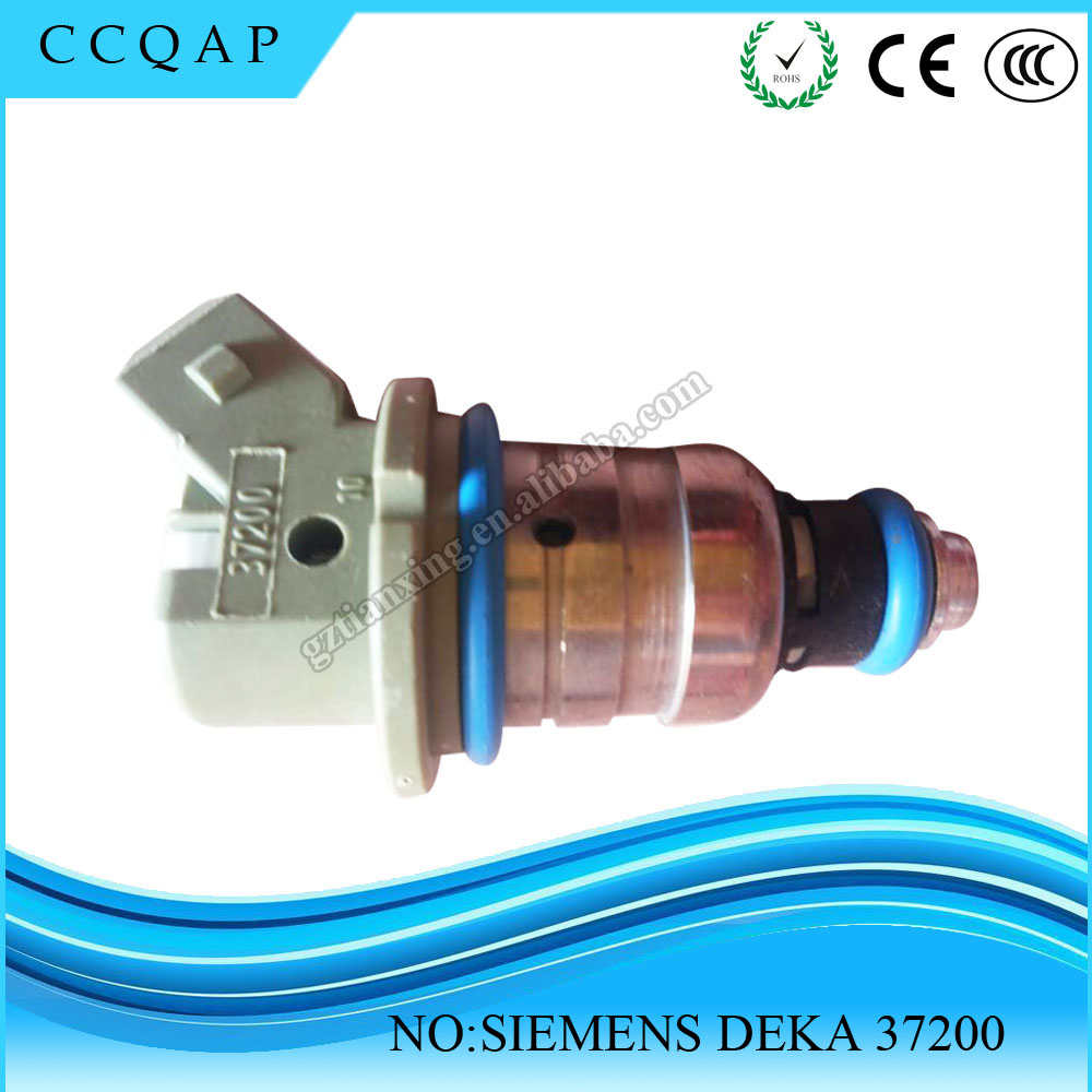 SIEMENS DEKA 37200 High quality car accesseries electronic auto engine parts gasoline type fuel injector