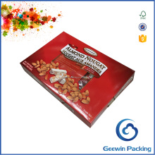 Hot Sale Candy Paper Packaging Gift Box with Full Color Printing
