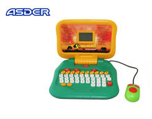 Wholesale today's kids toddler toys educational laptop