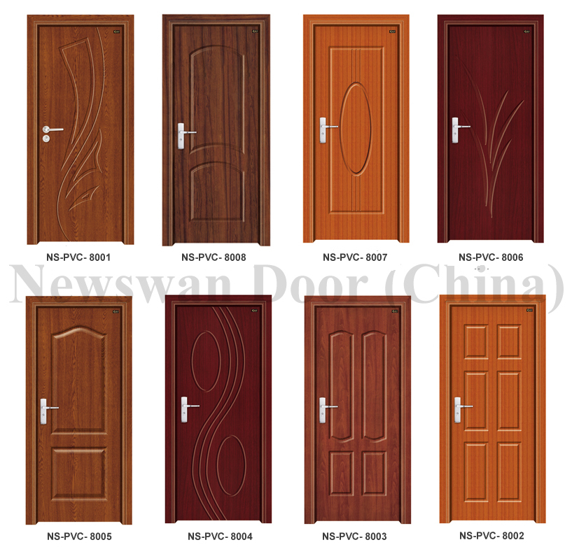 Bathroom Doors Nigeria nigeria mdf wooden door price / bathroom pvc door with soncap