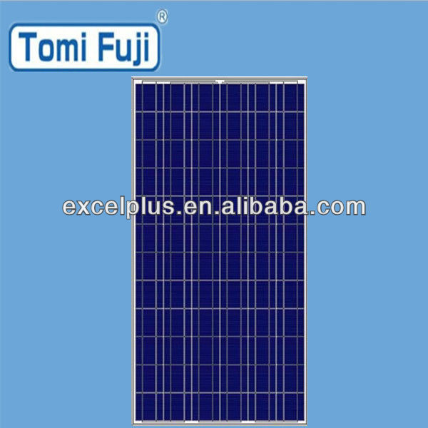 270watt solar panel for PV power system