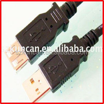 Standard USB 2.0 Male to Female cable cartoon character usb flash memory