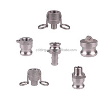 TYPE A-DP hydraulic camlock fittings /quick coupling stainless steel material