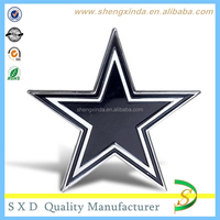 Metal Car Emblem with Strong Adhesive on Backside