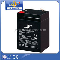JL Brand 6V4.5ah 20hr rechargeable battery, 6v 4.5ah SLA battery, Trade Assurance 6v battery.