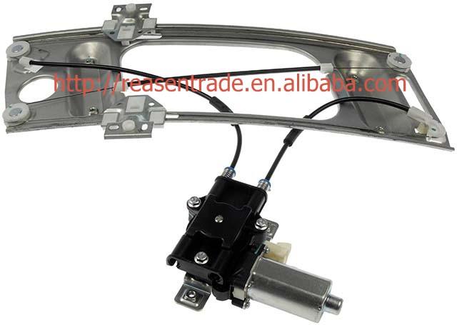 Front left window winder made in china oem 10309980 dorman for 2002 pontiac grand prix window regulator