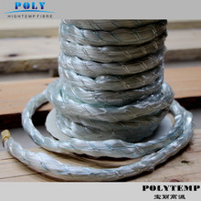 Exceptional and Exquisite no pollution oil lamp fiberglass braided wick with dependable performance