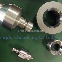 Sintering Forging And Machining Tungsten Carbide