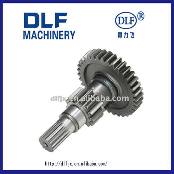 gearbox gear shaft